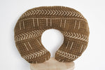 Mud Cloth Nursing Pillow Cover Brown