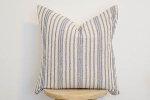 Woven Cotton Pillow Cover