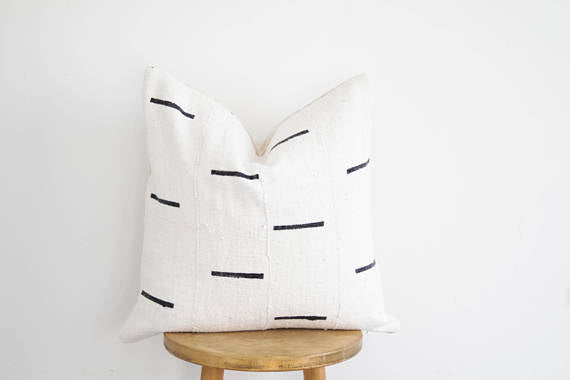 Mud Cloth Pillow Cover