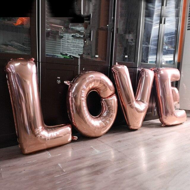 Big LOVE Pack Rose Gold