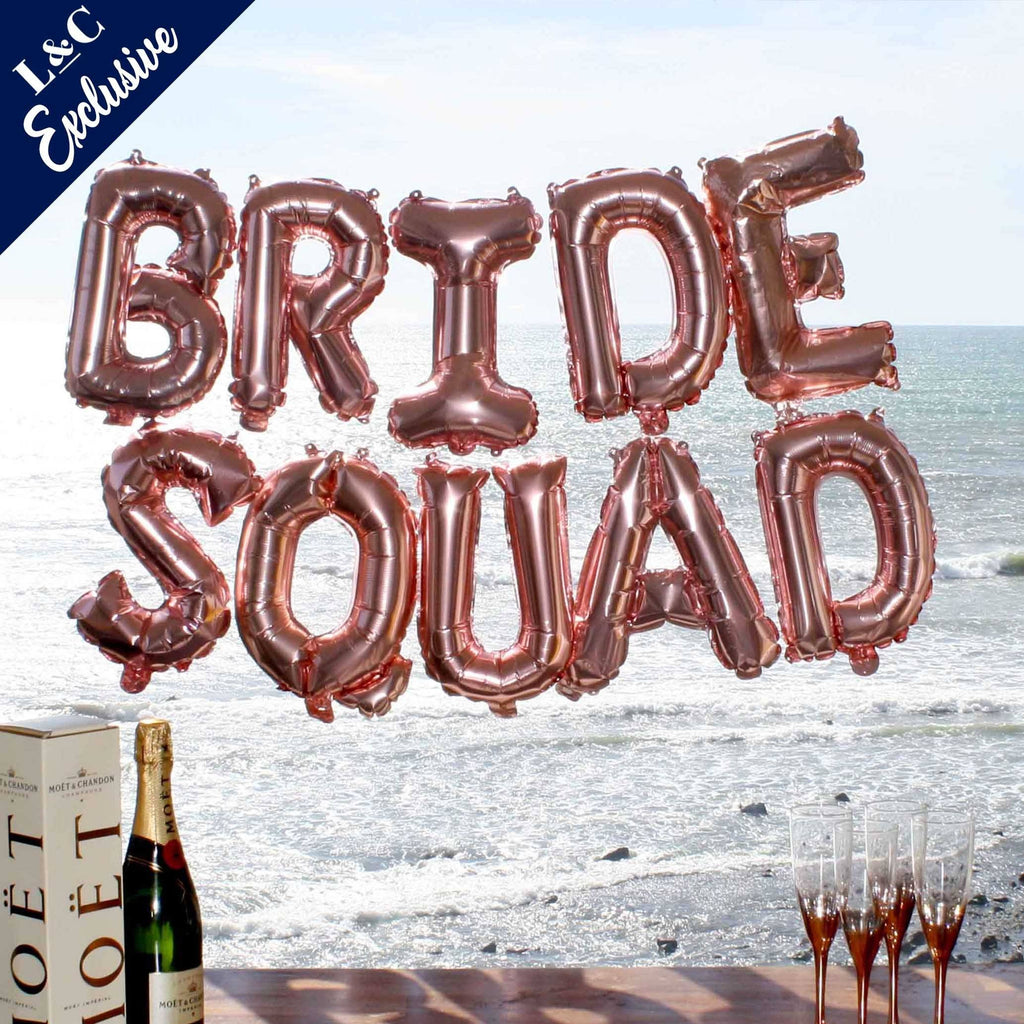 Bride Squad Balloons NZ