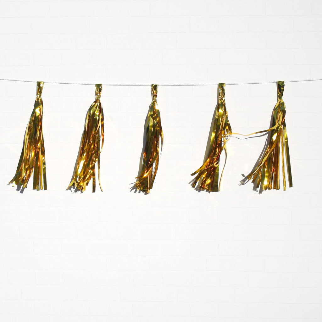 Gold Tassels Decorations