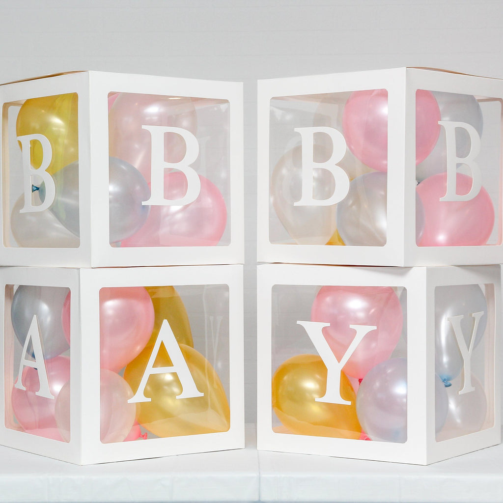BABY BABY BABY BABY Baby Shower Bundle