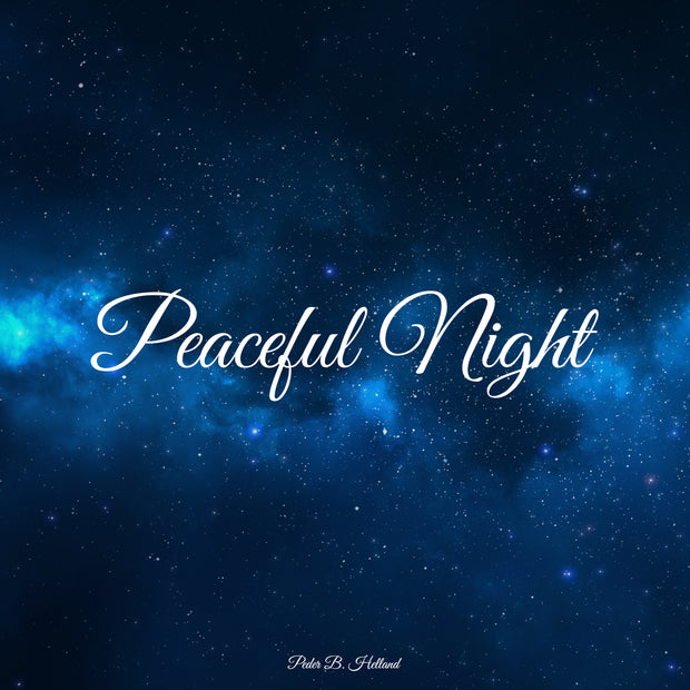Peaceful Night - License
