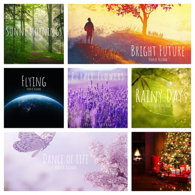 Every Relaxing Album - Special Deal [Digital Albums]