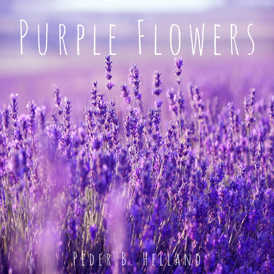 Purple Flowers (#53) - License