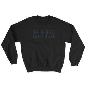 River Row 3-Row sweatshirt
