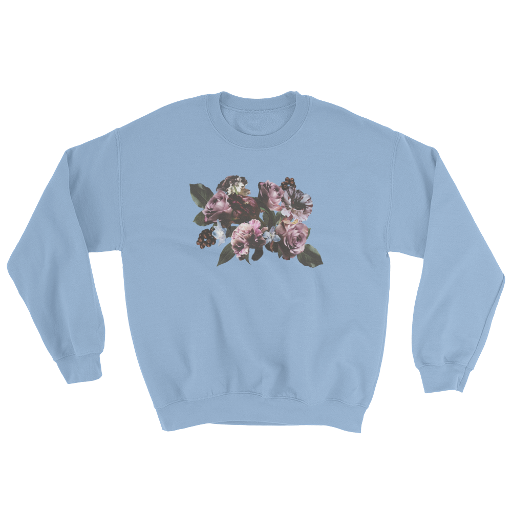River Row Dark Floral sweatshirt