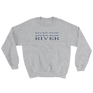 River Row 5-Row sweatshirt