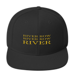 River Row 3-Row Snapback Hat