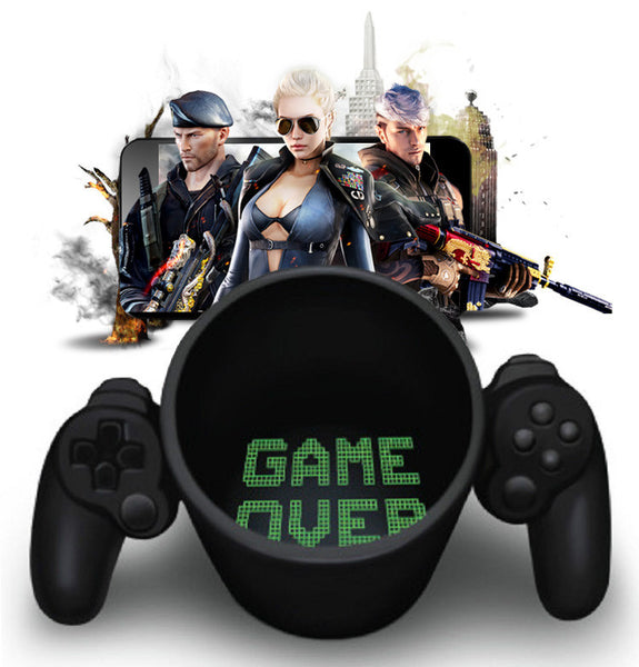 'GAME OVER' Game Controller Coffee Mug