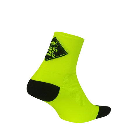 "Aireator 3"" Share the Road (Neon Yellow/Black)"