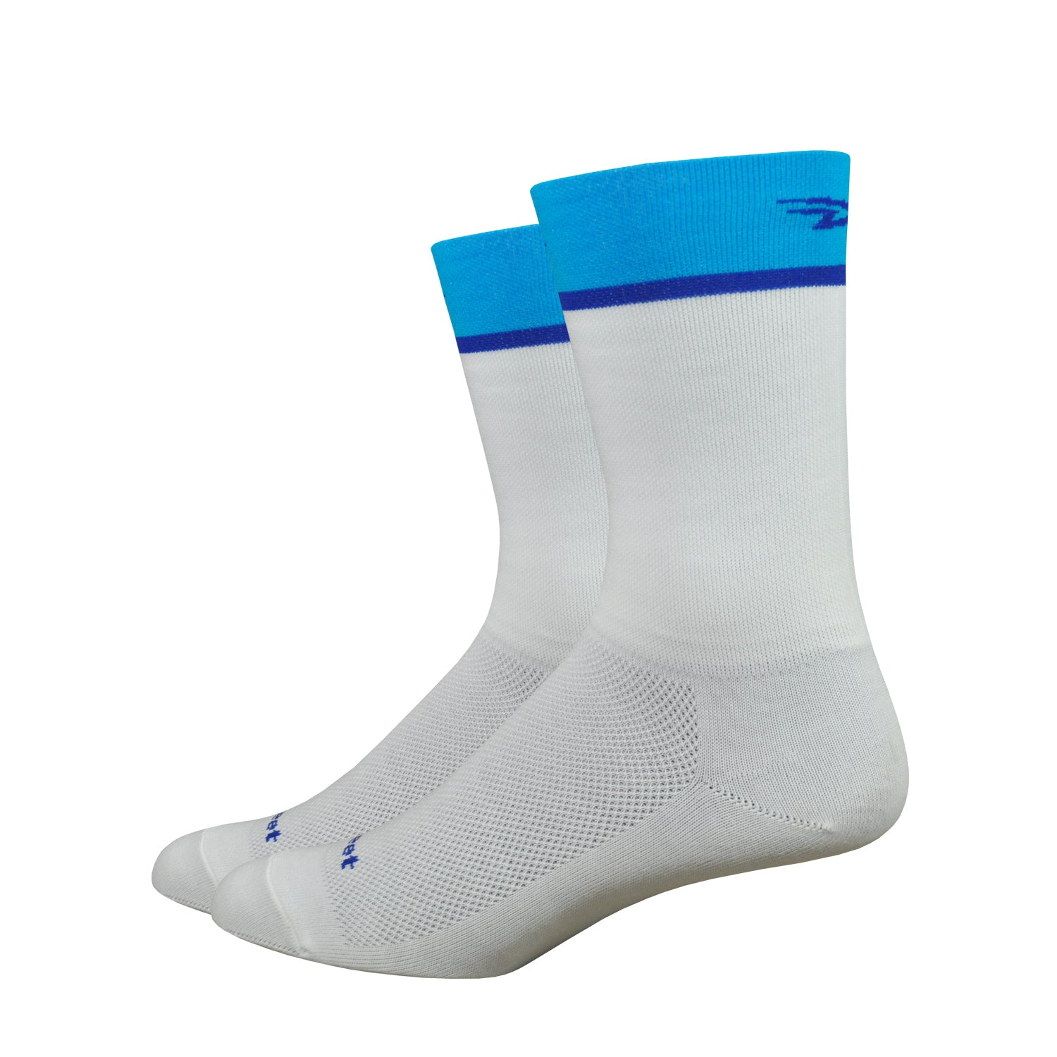 "Aireator 6"" Team DeFeet (White/Blue)"