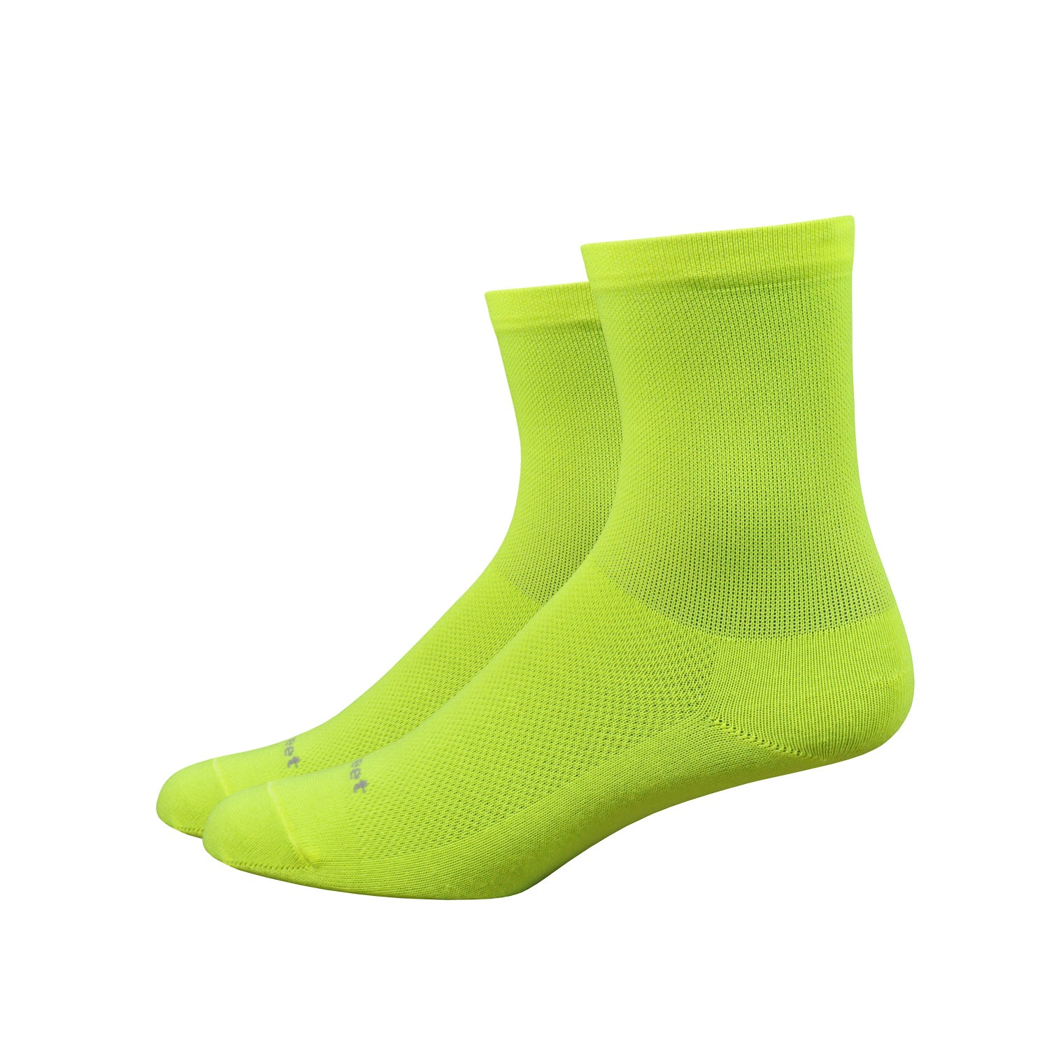 "Aireator Women's 4"" Neon Yellow"