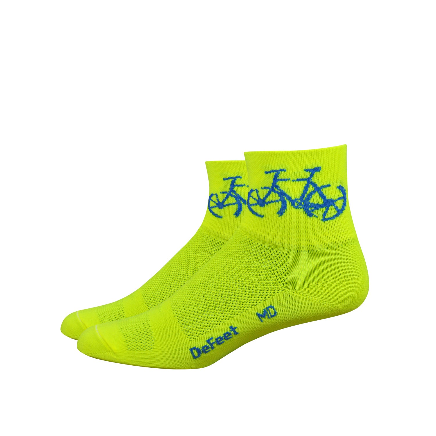 "Aireator 3"" Townee (Neon Yellow/Process Blue)"
