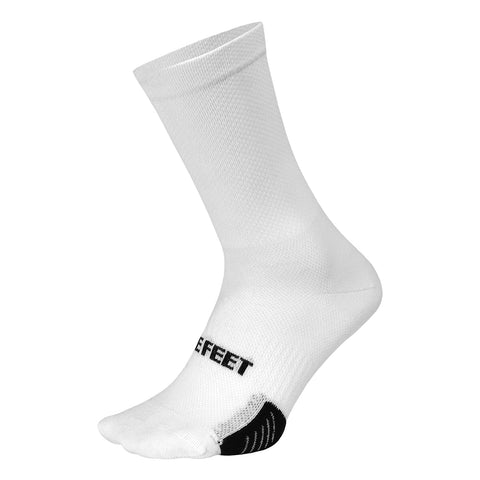 "Cyclismo 6"" White w/DeFeet Tab"
