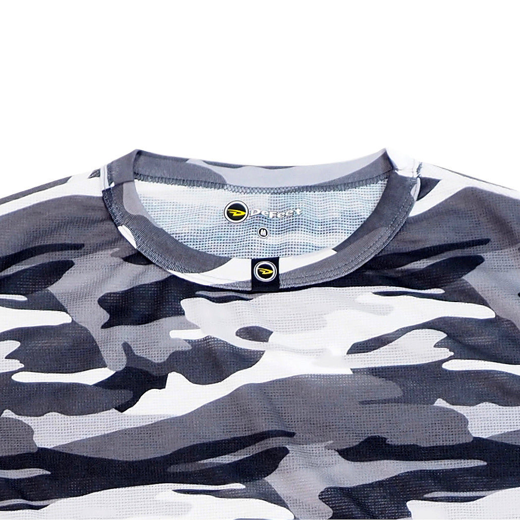 UnDShurt Long Sleeve Cloudscape Camo