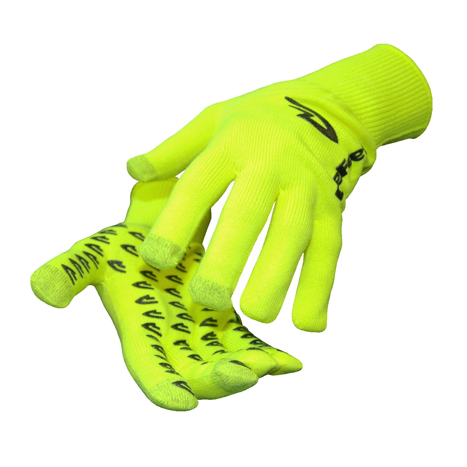 Duraglove ET Neon Yellow w/Black Grippies