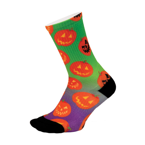 SUB360 AllDay Pumpkin Head (Green/Purple)