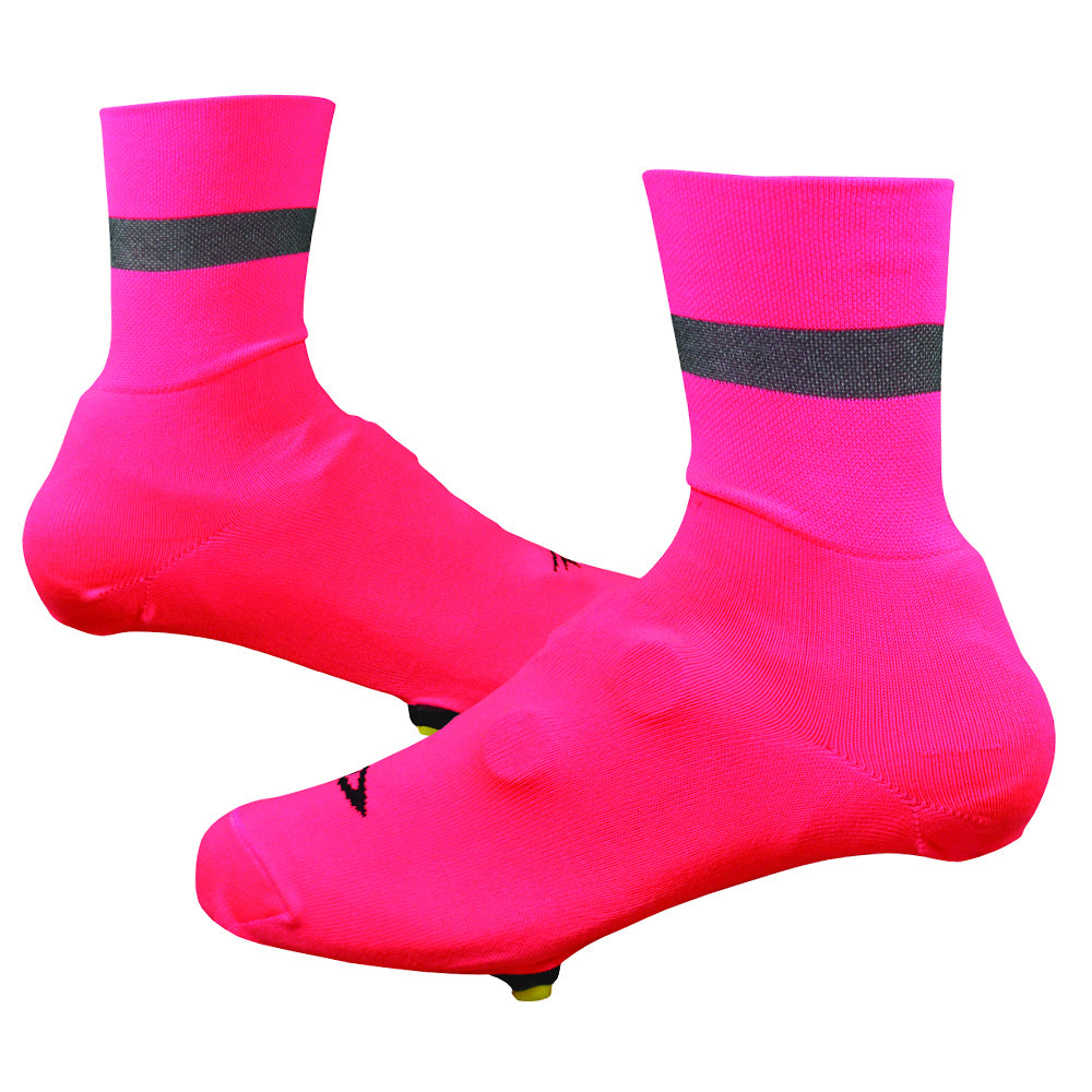 "Slipstream Reflective 4"" Hi-Vis Pink"