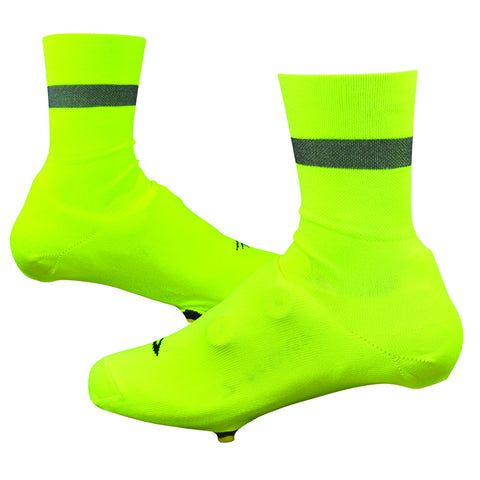 "Slipstream Reflective 4"" Neon Yellow"