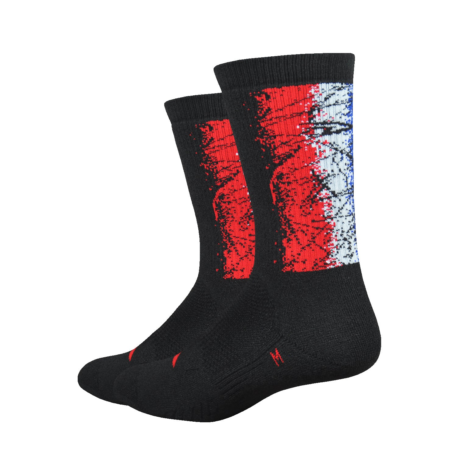 "Thermeator 6"" Trico (Black/Red/White/Blue)"