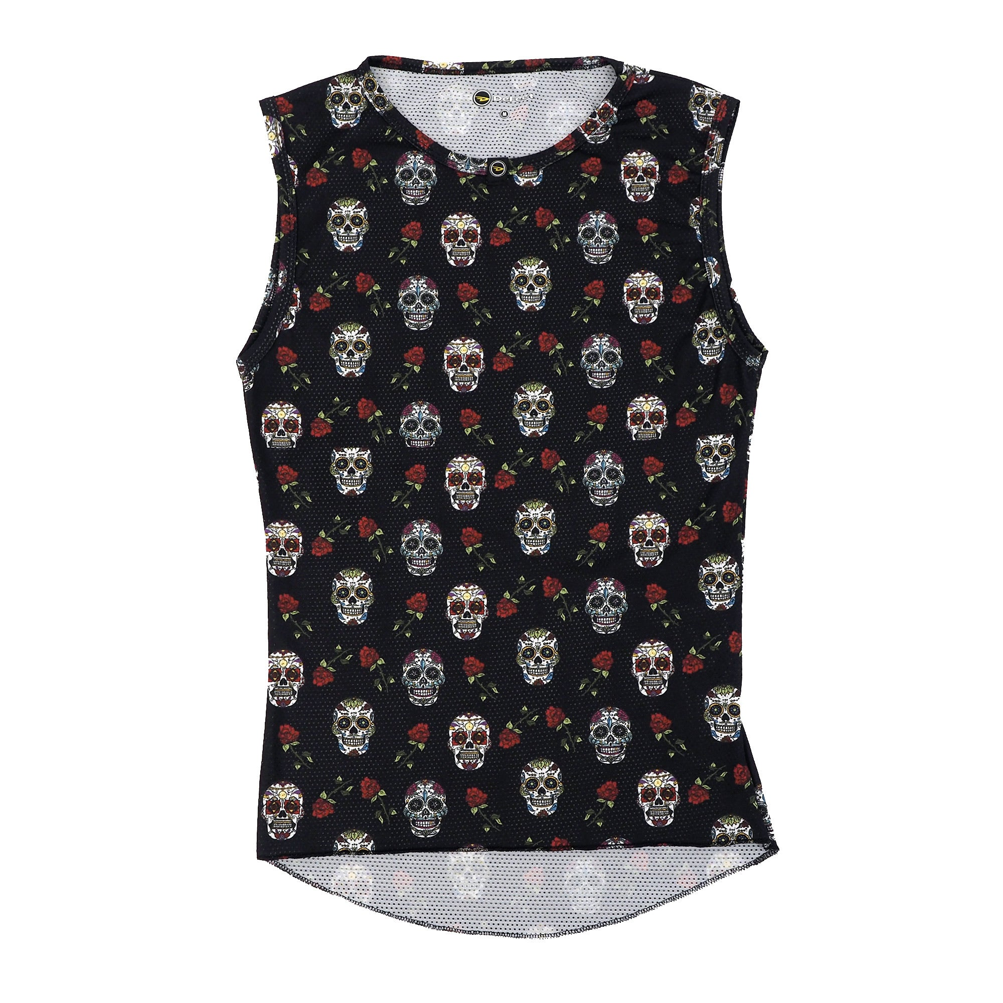 UnDLite Sublimation - Black Sugar Skull