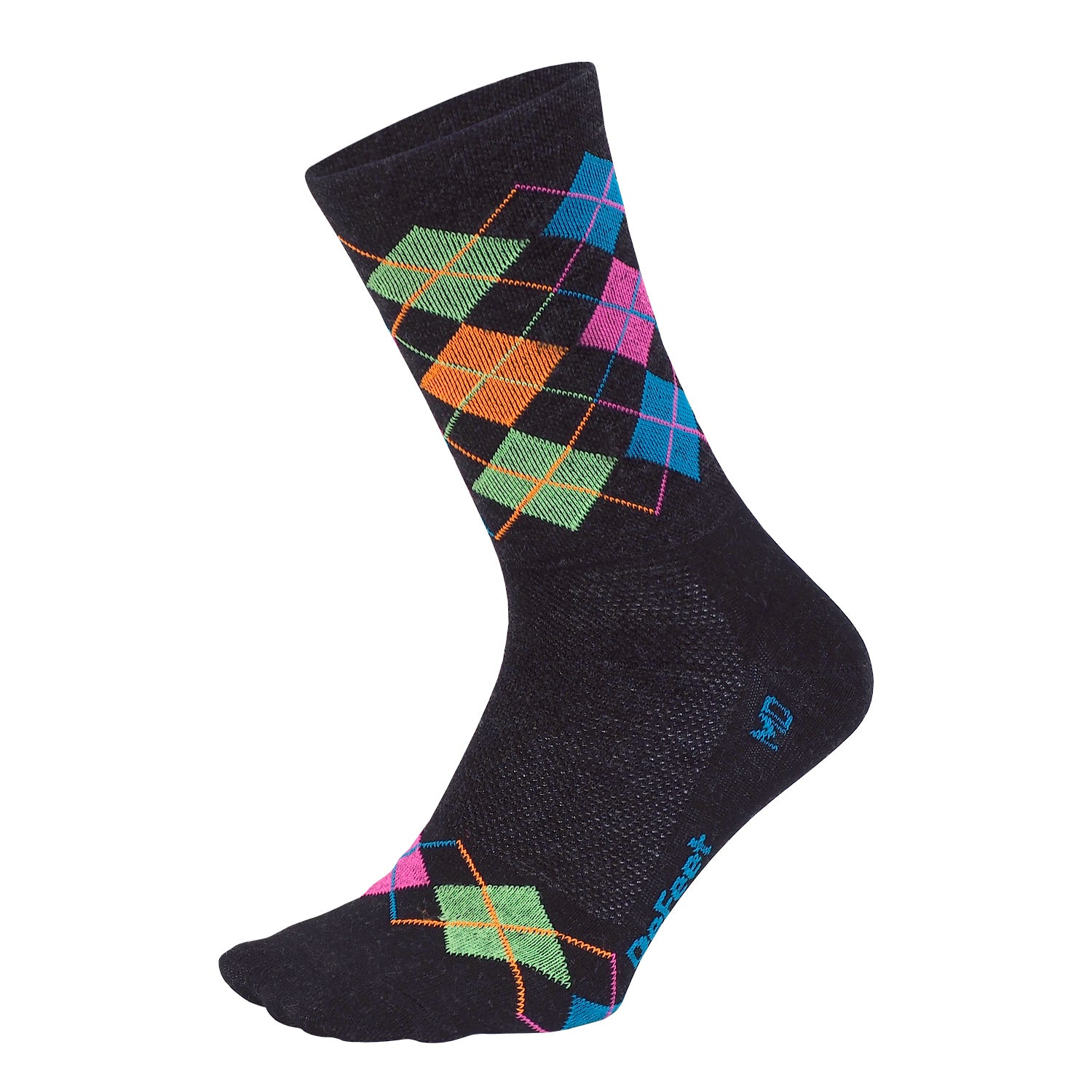 "Wooleator 5"" Argyle (Multi-Color)"
