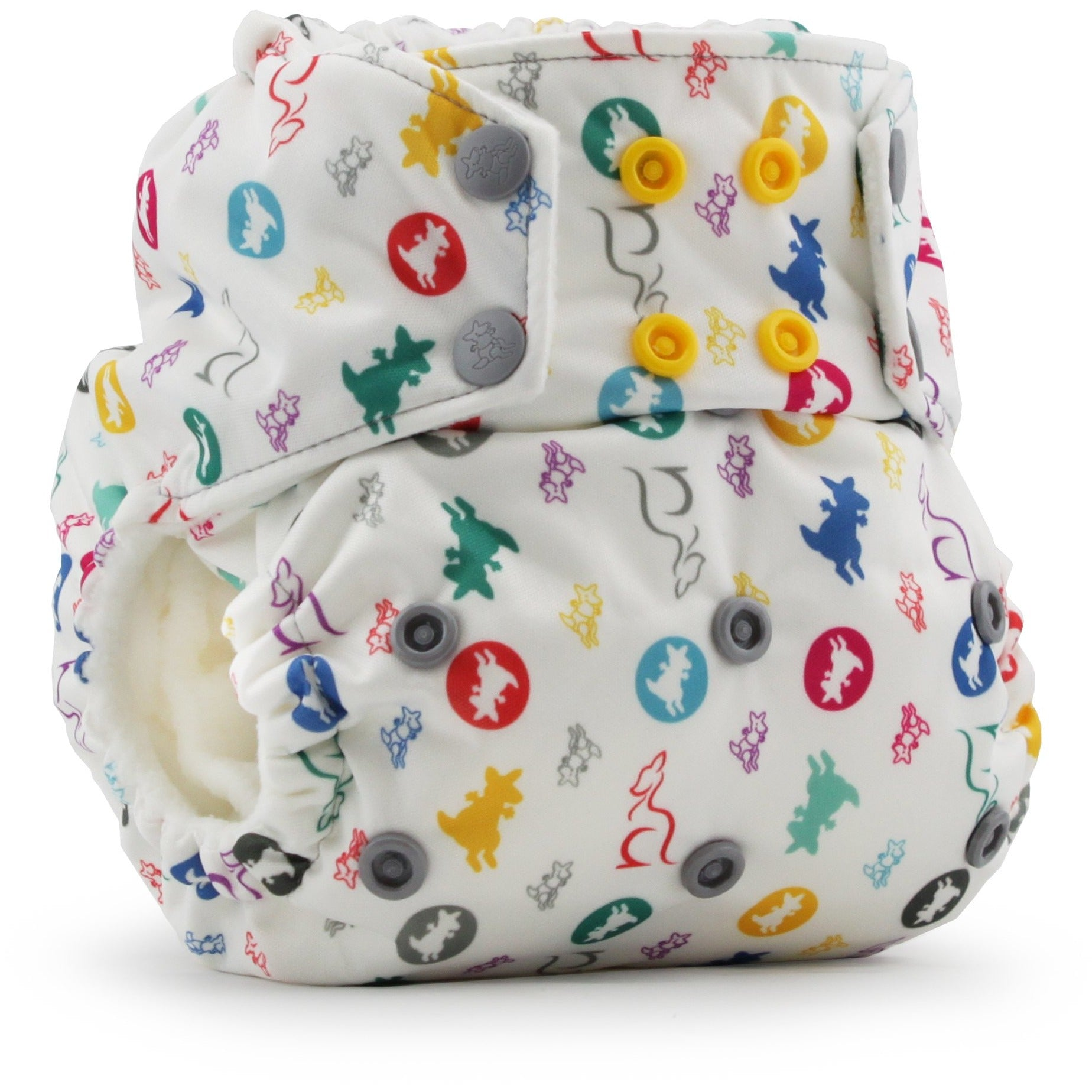 Rumparooz One Size Pocket Nappy - Print