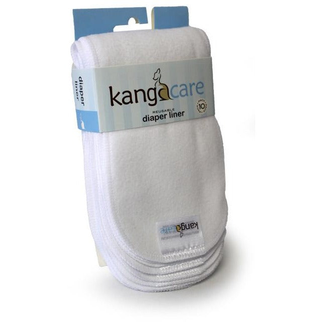 Kanga Care Microchamois Washable Liners  10pk