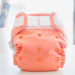 Bottoms Up Junior Pre-order -  Junior Flex Cloth Nappy