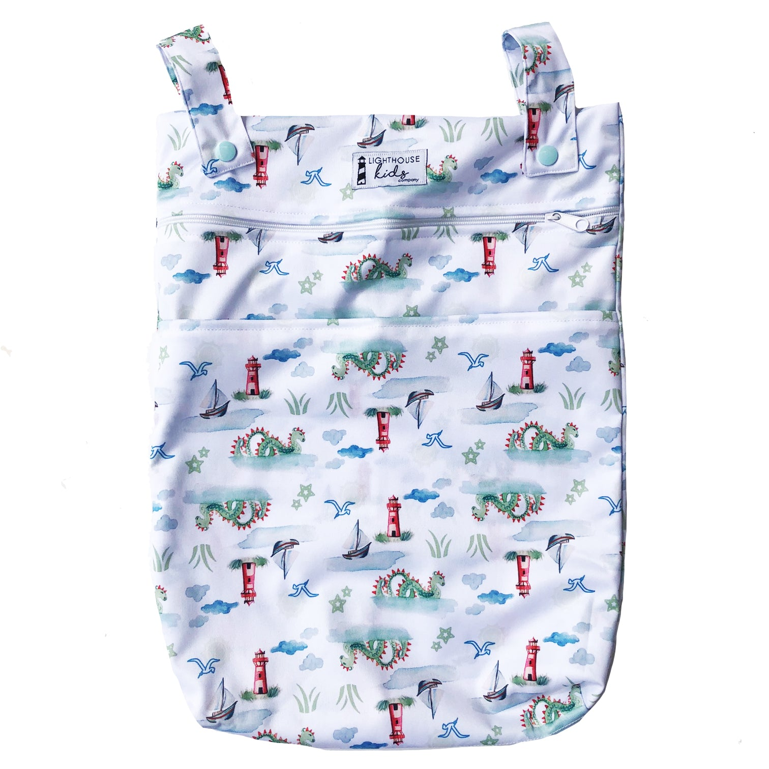 Lighthouse Kids Wet Bag -  Medium