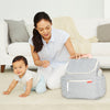 Five Star Mommy Backpack - Grey