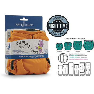 Rumparooz OBV One Size Cloth Diaper