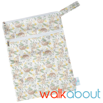 Bubblebubs Double Pocket Wetbag
