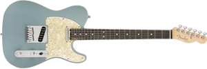 Fender American Elite Telecaster Satin Ice Blue Metallic