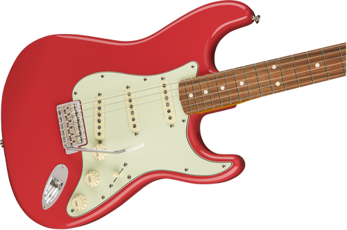 Fender Classic Series '60s Stratocaster Lacquer- Fiesta Red