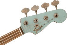 Load image into Gallery viewer, Fender 60th Anniversary Roadworn '60s Jazz Bass - Firemist Silver