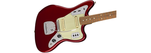 Fender Classic Player Jaguar Special - PF Candy Apple Red