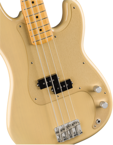 Fender Vintera '50s Precision Bass Maple Vintage Blonde
