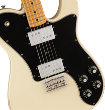 Load image into Gallery viewer, Fender Road Worn '70s Telecaster Deluxe - Olympic White