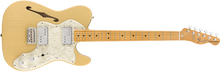 Fender Vintera '70s Telecaster Thinline Maple Vintage Blonde