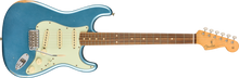 Load image into Gallery viewer, Fender Road Worn 60s Stratocaster - Lake Placid Blue