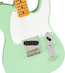 Fender 70th Anniversary Esquire - Surf Green