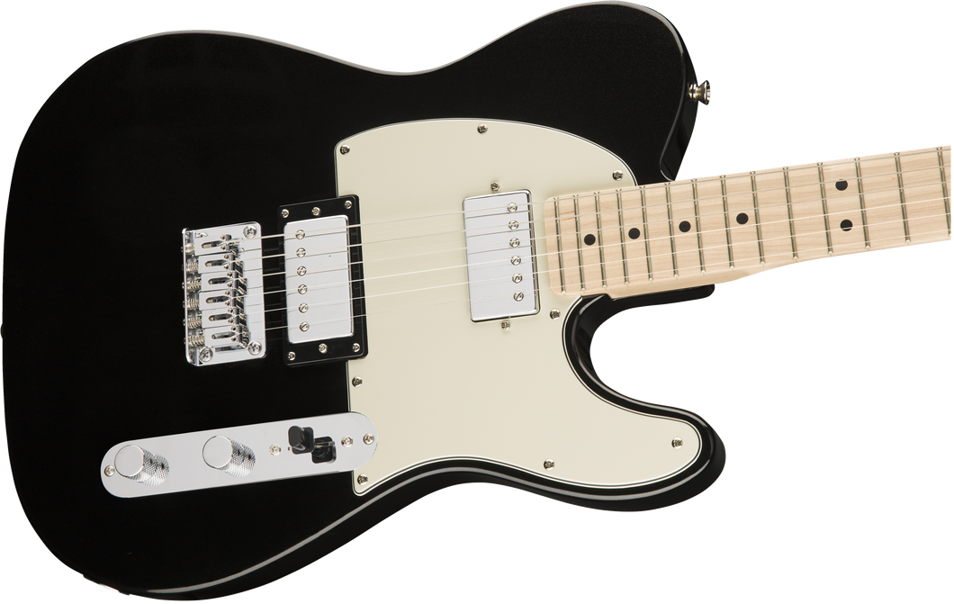 Fender Squier Contemporary Telecaster HH - Black