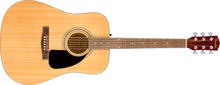 Fender FA-115 Dreadnought Pack - Natural
