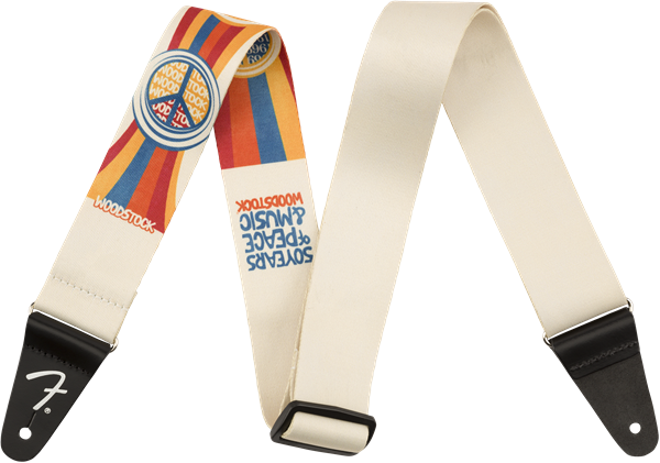 Fender Woodstock Strap Peace
