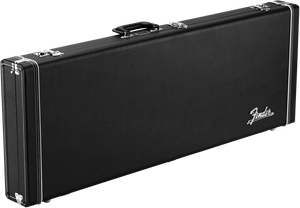Fender Classic Series Wood Case - Jazzmaster®/Jaguar®, Black