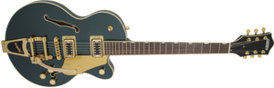 Gretsch G5655TG Limited Edition Electromatic Center Block Jr - Cadlillac Green