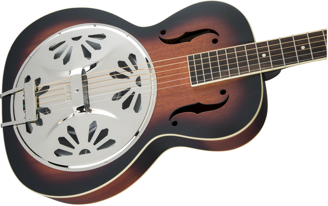 Gretsch G9220 Bobtail Round-Neck Resonator Guitar